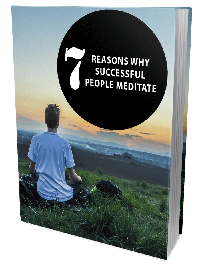 [FREE] Why Successful People Meditate