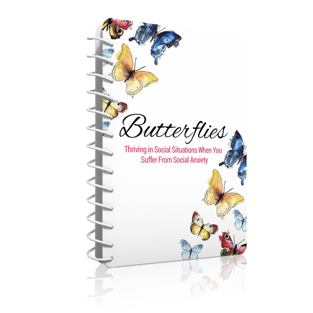 Butterflies – Thriving in Social Situations when you have Social Anxiety