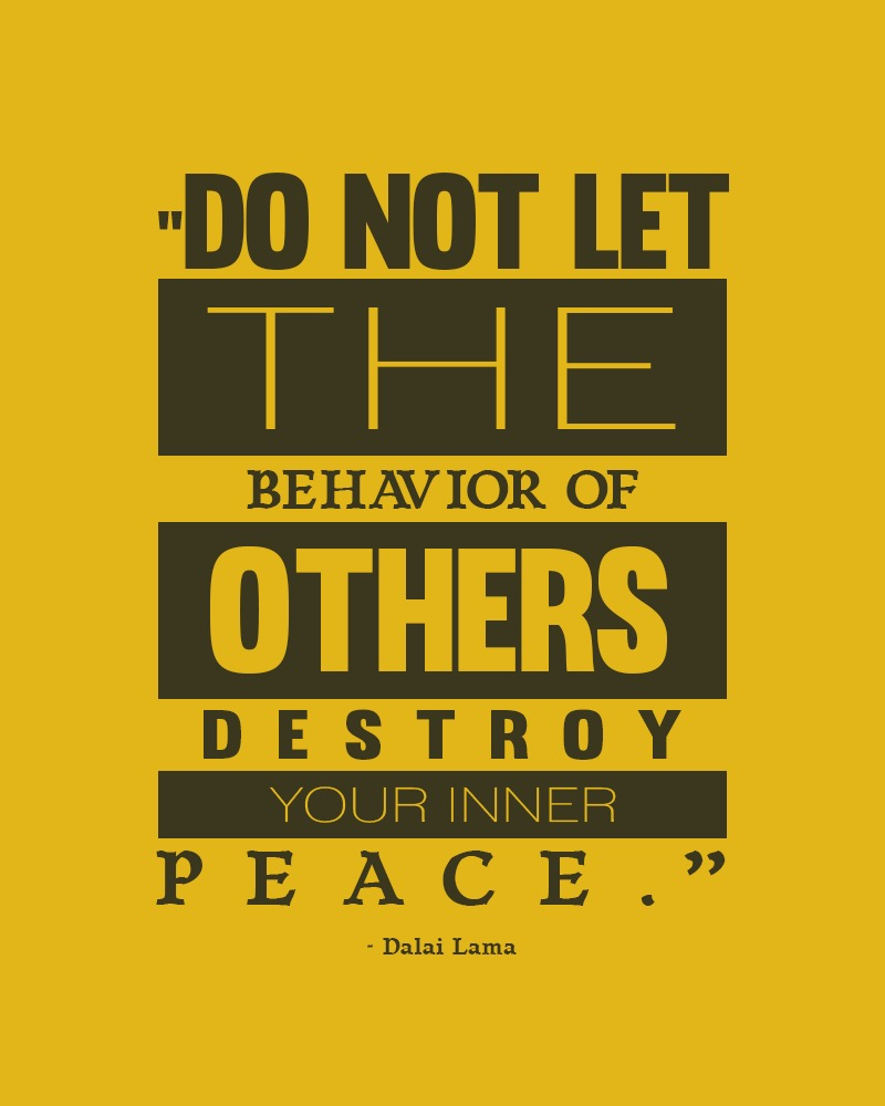 Forgiveness Leads to Inner Peace