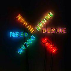 human desires in neon lights