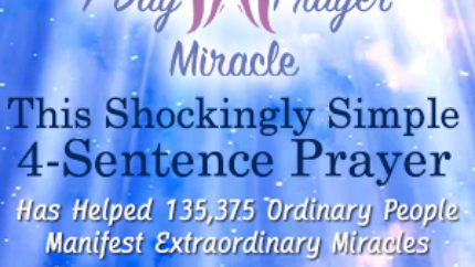 The 7 day Prayer Mircacle