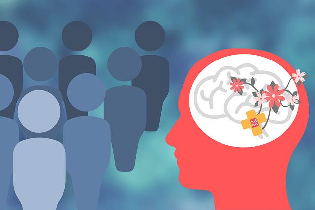 cartoon persons brain