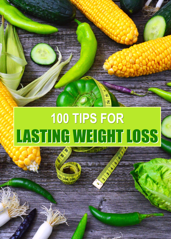 100 Tips for Lasting WeightLoss